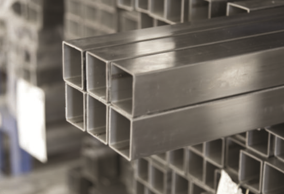 Stainless Steel Square Profile